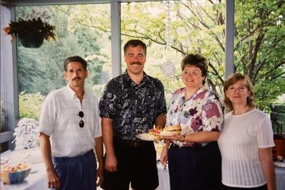 Debbie & Jim's 25th Anniversary 2001