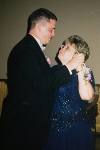 Patty & Mark's Wedding 2001