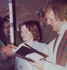 Mark Elsner's Christening 1978