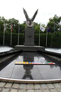 World War II Memorial - Albany, NY