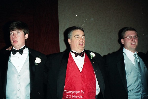 2004 Georgia Southern Delta Chi Chartering Banquet