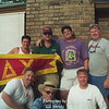 July 1997. Delta Chis. New Haven & Georgia Southern camping trip crew along with the late great Virgil Thomas. Bill & Jeff's dad.