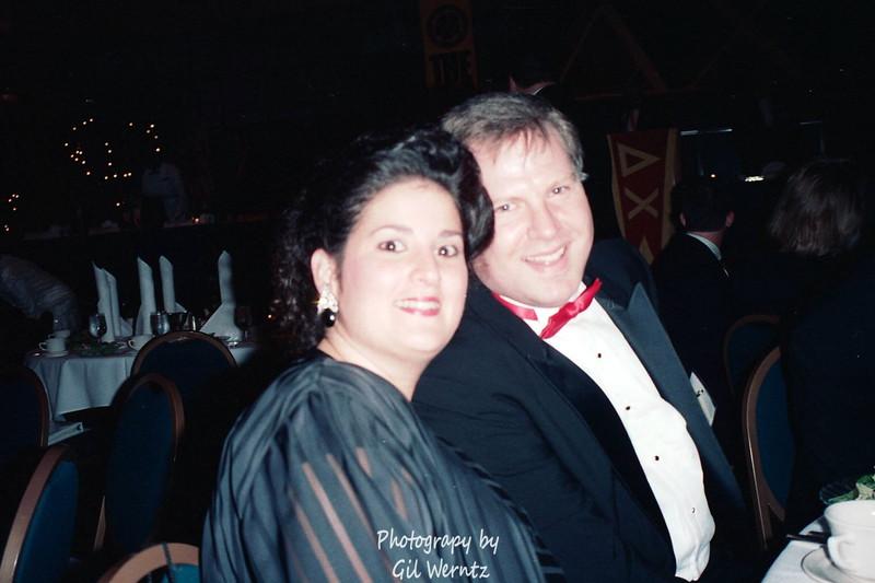 Atlanta 1994. Dr. & Jeff Thomas