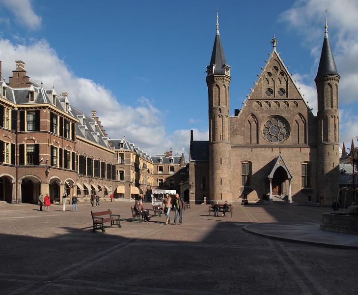 Meeting Dannes and Joe in Den Haag