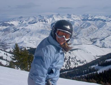 Denise & Marie's FWSA Sun Valley Ski Week