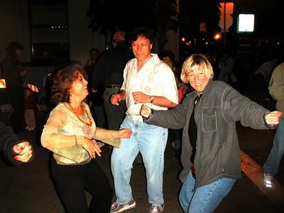 Denise's Half Moon Bay Wine Walk - Sept 2004