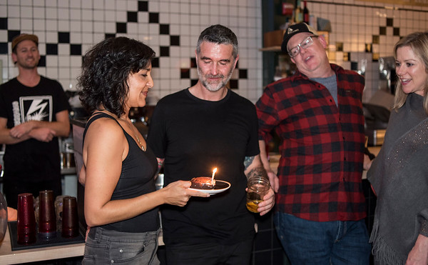 Devlin's 50th Birthday