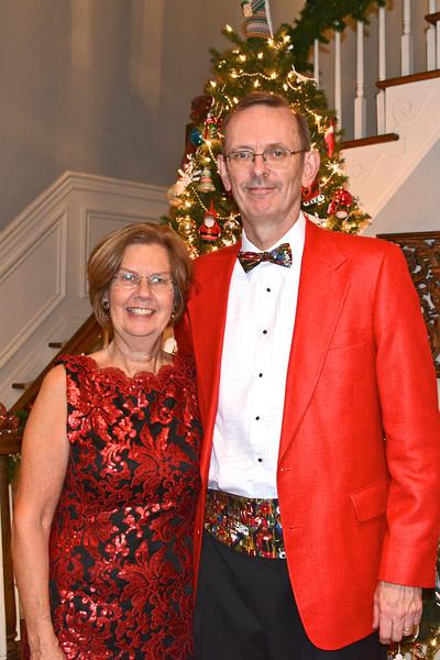 Muysken's Christmas party 2016