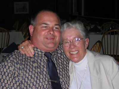 Ted Drew and Jane MacDonald