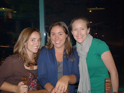 Jeanne-Marie, Ali, and Ari