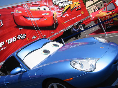 Disney: Pixar Cars