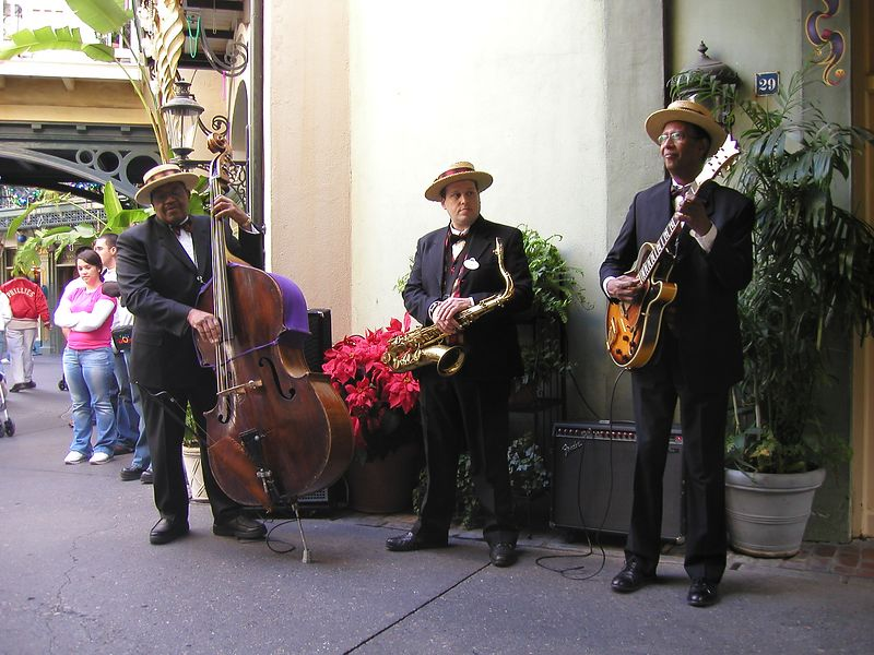 A New Orleans Triplet