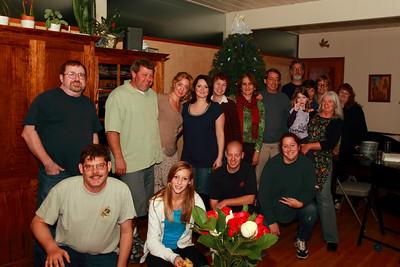 Donna's Christmas Eve Dinner