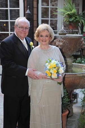 Dunbar's 50th Anniversary Wedding