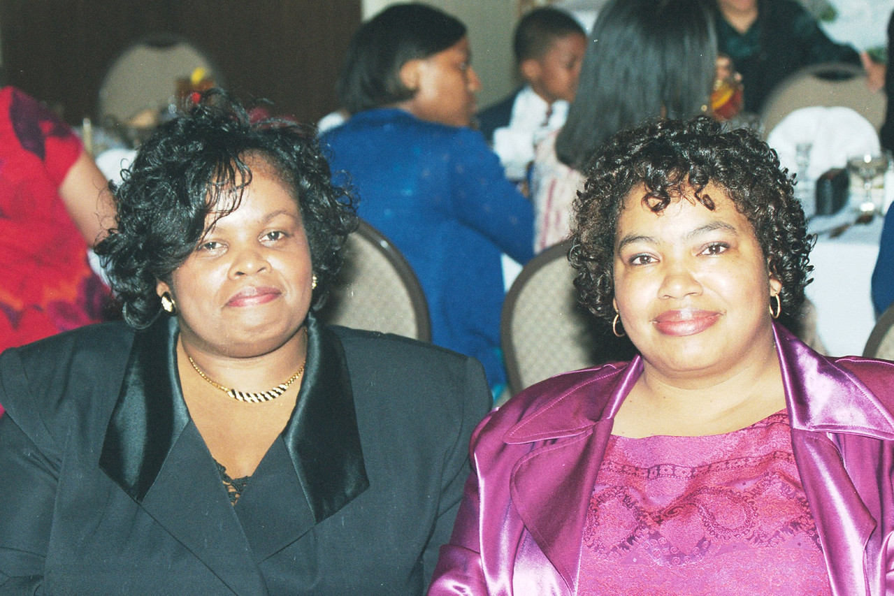 Angela and Vivian