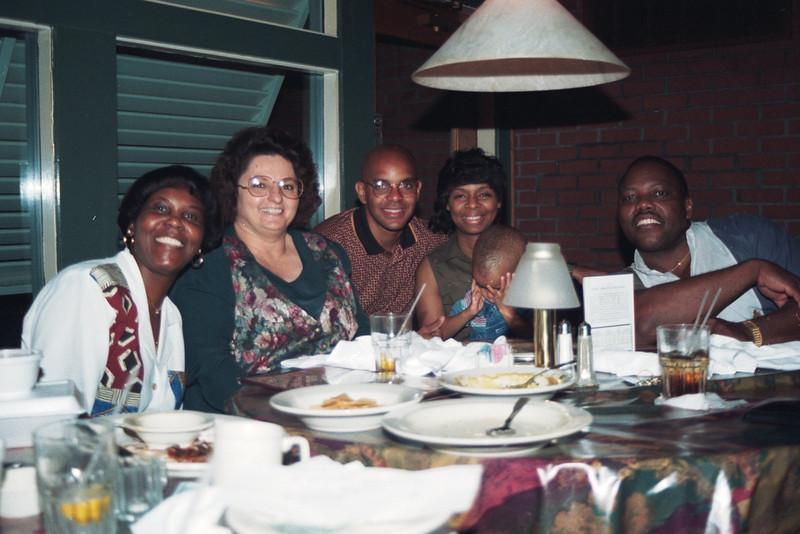 Barbara,Carolyn,Kevin,Z,Ben