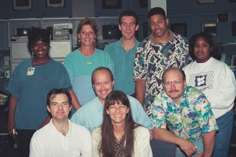 Gillete,Marygrace,Bill,Jimmy,Janice,Bruce,Jimmy's son,Joe,Scott