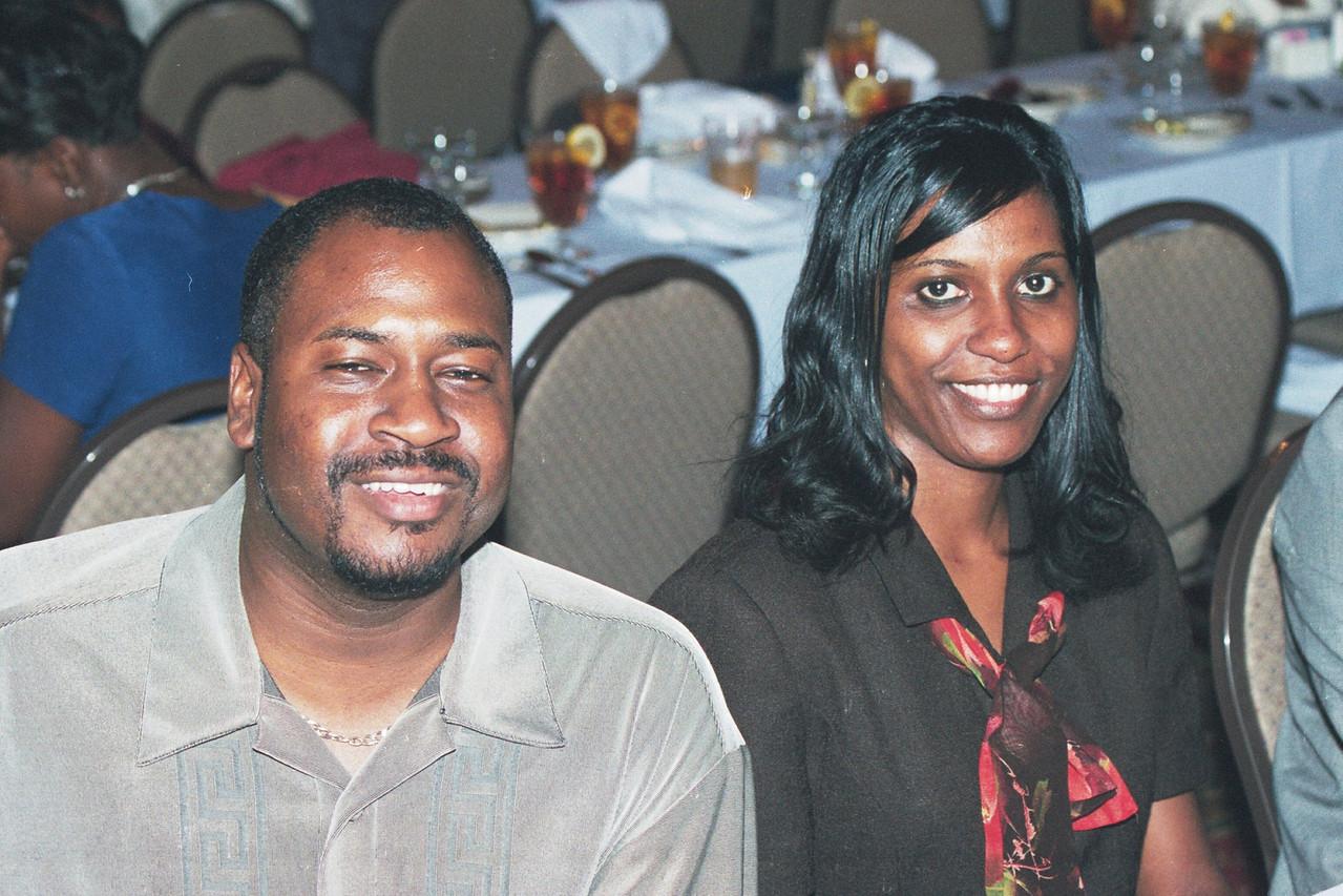 Marcus and Zandra