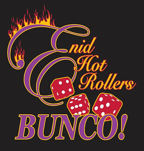Enid Hot Rollers Bunco