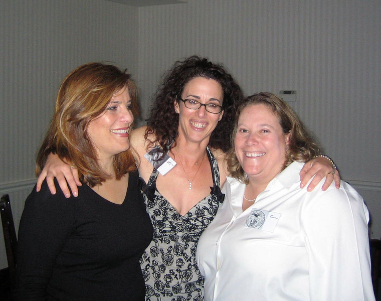 Leslie, Kathie, Amy