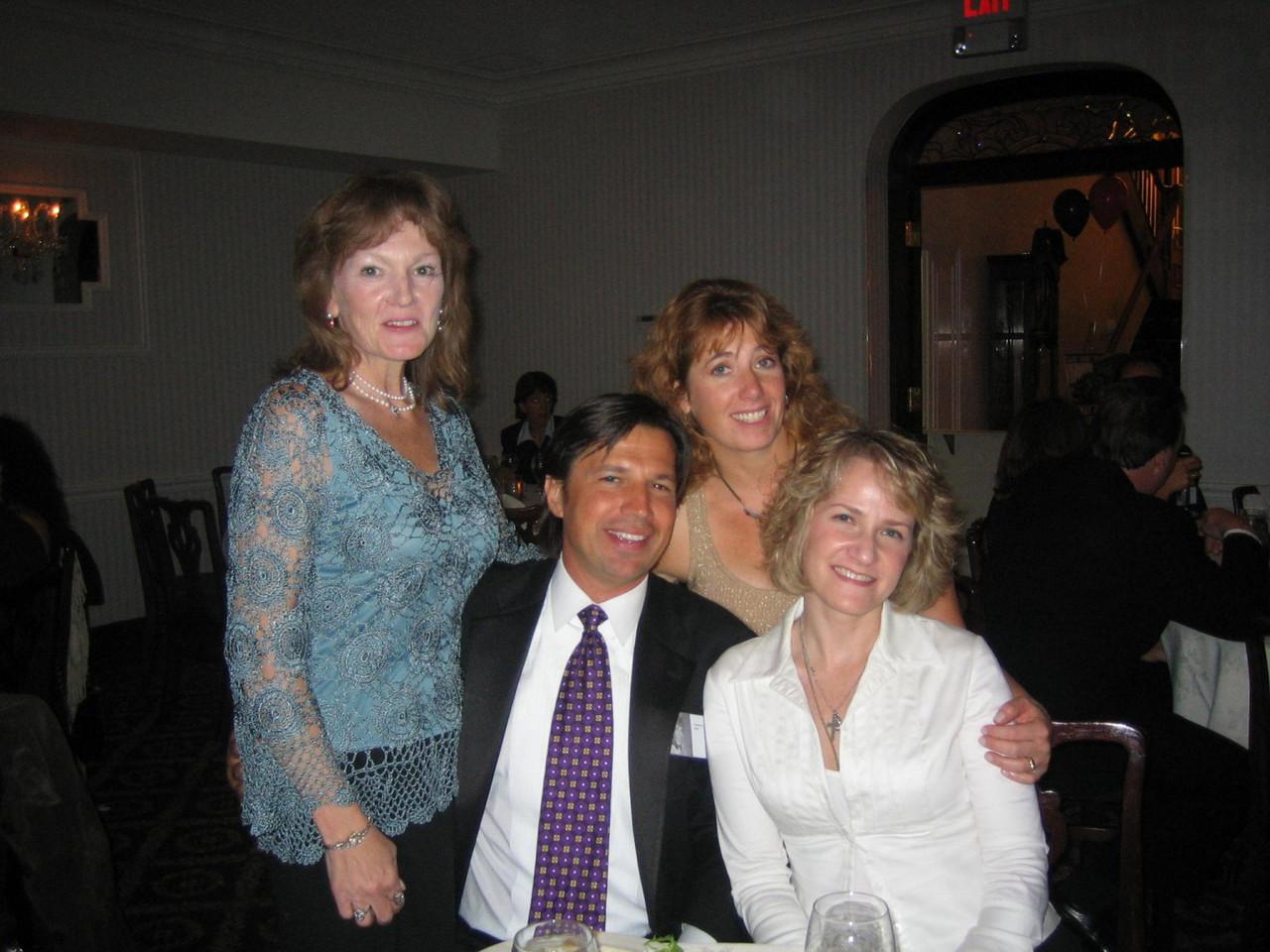 Noreen, Tommy, Annie, Rosie