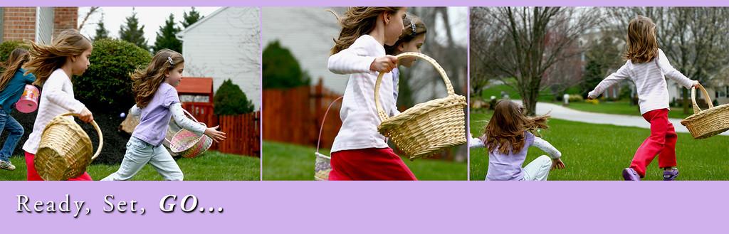 Easter Egg Hunt '09
