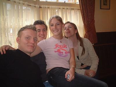 Dimitri, Giles, Kate + Lee
