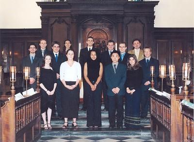 Peterhouse Choir