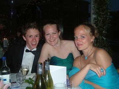 Rob, Kristina + Hannah