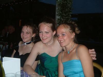 Holly, Kristina + Hannah