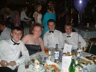 James, Krystle, Steve + Tom