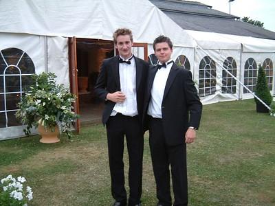 Liam + Joe