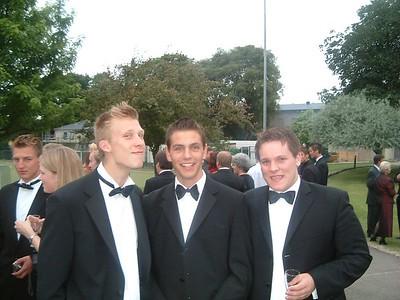 Martin, Huw + Ed
