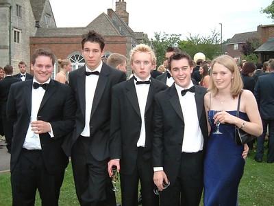 Eds, Giles, James + Shelly