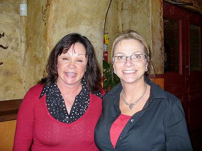 Sammye & Mary Kate