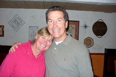Terrie and Pat