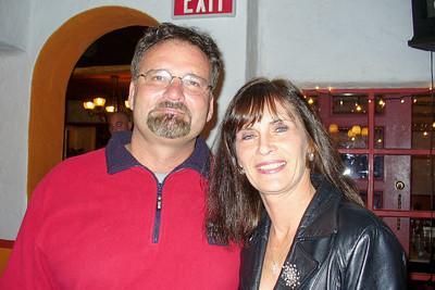 Mark Petit and Ginny