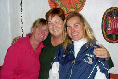Terrie, Mary Pat, & Lynnie -- the 231 Street Girls