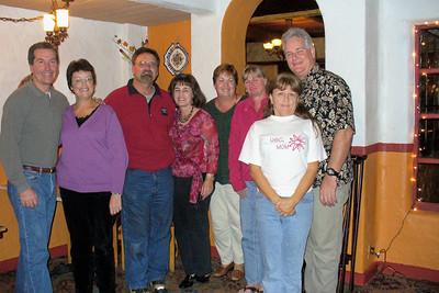 Pat, Joan, Mark, Mary, Mary Pat, Terrie, Marilyn, Mike