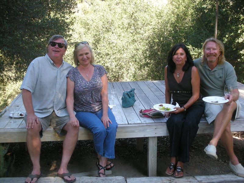 Art and Elaine /Theresa and Doug