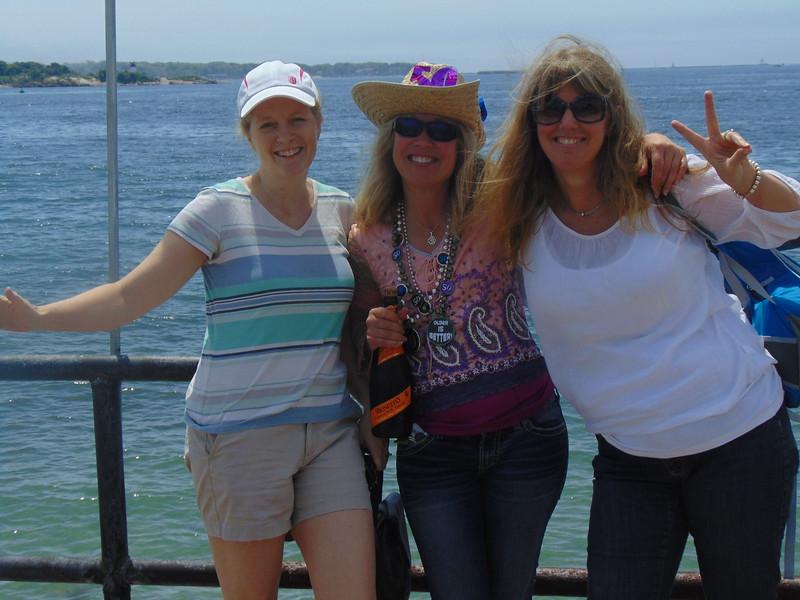 Elaine bday Fisherman's Wharf 1