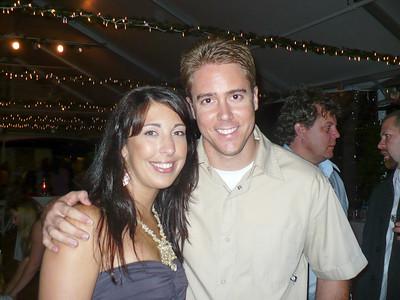 Kristen & her boyfriend