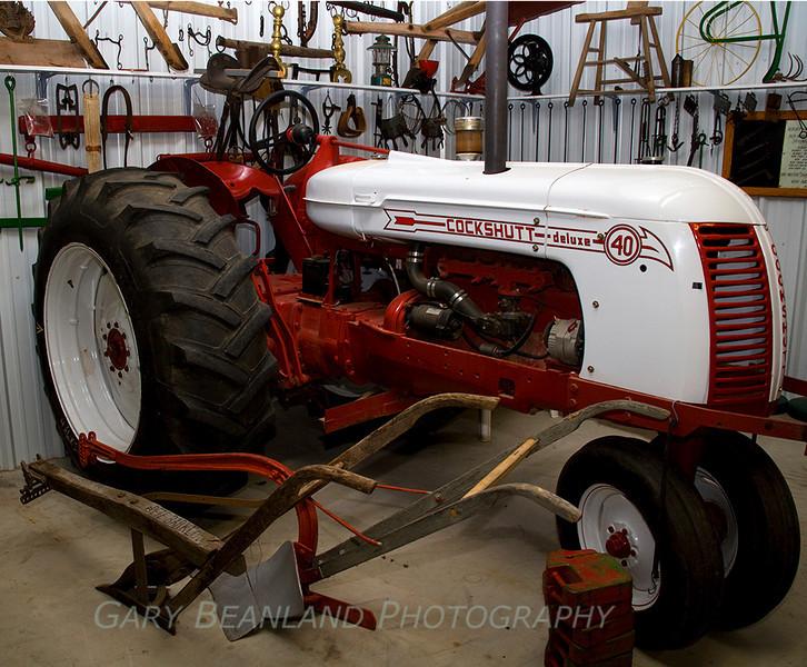 Cockshutt Tractor