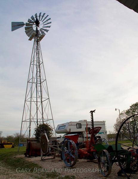 Windmill, Skyline