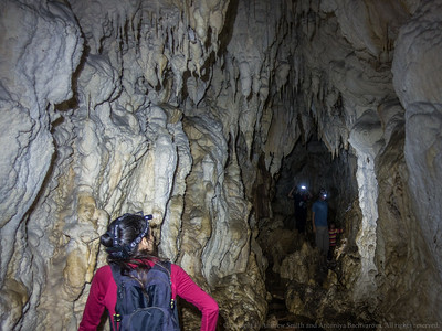 Te Orumata cave.