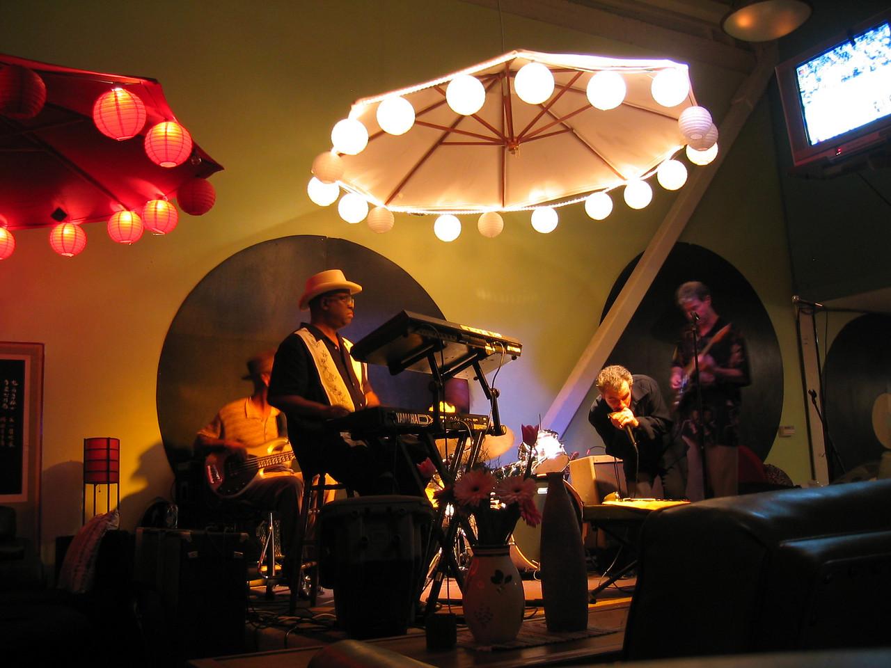 2004 05 15 Saturday - @ Everett & Jones back room jazz - Lounge Lizards