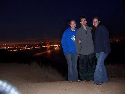 2004 07 12 Monday - Melody, Ben, & Karrie