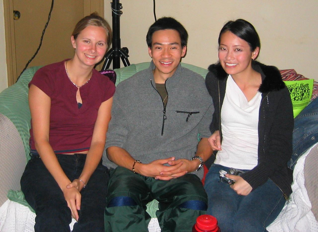 2004 05 - 3's Company @ Oakland Catholic Worker
