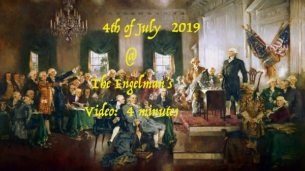 Engelmans July 4, 2019