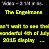 Engelman's 4th of July, 2015